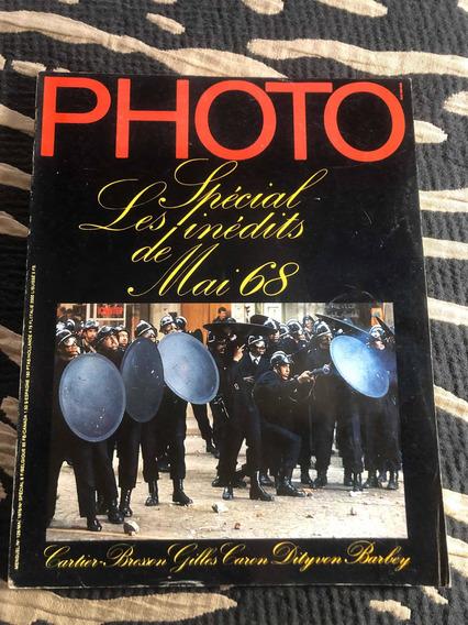 Revista Importada Photo Francesa 78 Guerra Polícia Fotos