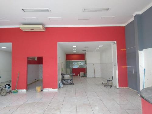 Salão Para Alugar, 212 M² Por R$ 12.000,00/mês - Alto Da Boa Vista - Ribeirão Preto/sp - Sl0283