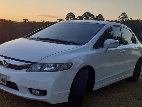 Imagem 1 de 4 de Honda Civic 2010 1.8 Lxl Couro Flex Aut. 4p