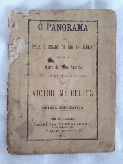 Catalogo Victor Meirelles O Panorama Bahia Cidade Rj