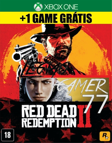 Red Dead Redemption 2 Xbox One Digital Off-line + Game Free