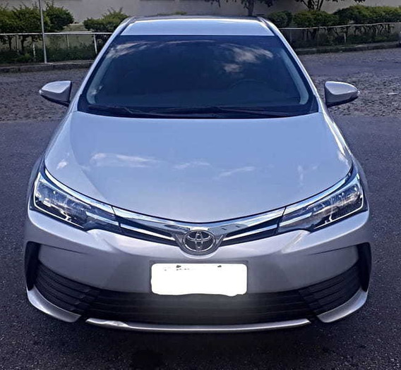 Corolla 1.8 Gli Upper 16v Flex 4p Automático