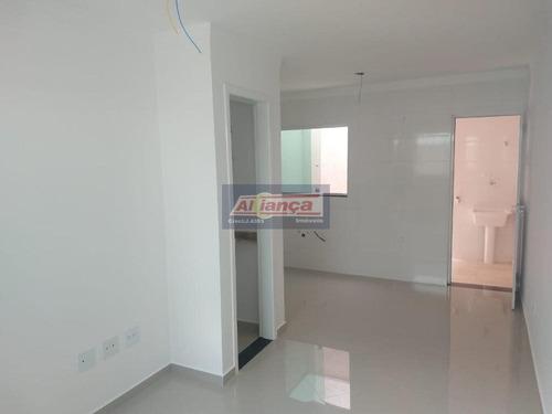 Sobrado Com 2 Dormitórios À Venda, 55 M²- Vila Ré - São Paulo/sp - Ai16045