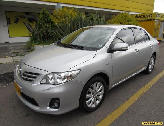 Toyota Corolla Se-g 1.8 Automático Sedán