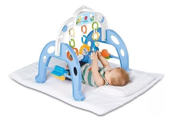 Gimnasio Con Actividades Baby Gym 901 Calesita