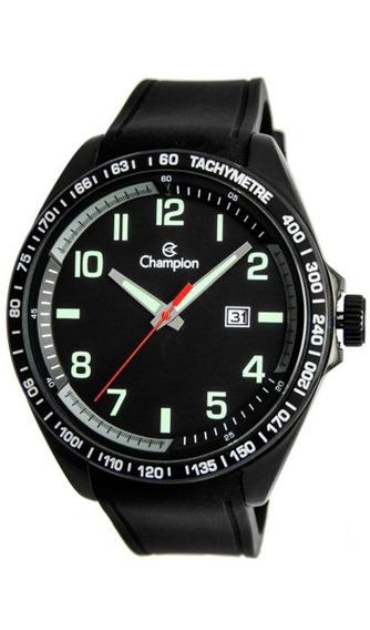 Relógio Masculino Champion Silicone Sport Original Ca31720p
