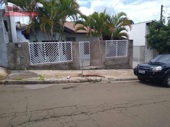 Casa Com 3 Dormitórios Para Alugar, 120 M² Por R$ 2.300/mês - Jardim Panorama - Valinhos/sp - Ca0631