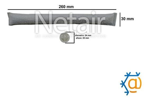 Filtro Secador Refil Universal Silica Para Condensador