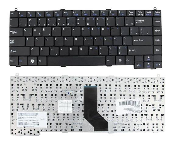 Teclado P/ Notebook LG R480