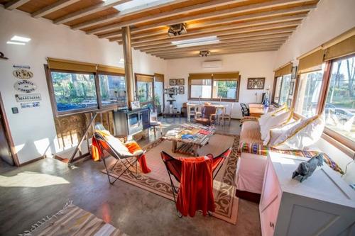 Hermosa Casa En Punta Ballena - Ref: 1093