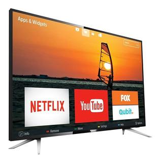 Smart Tv 4k 43 Pulgadas Philips 43pug6102/77 Uhd Ultraslim Netflix Youtube Qwerty Wifi Hdmi Usb Gtia Oficial