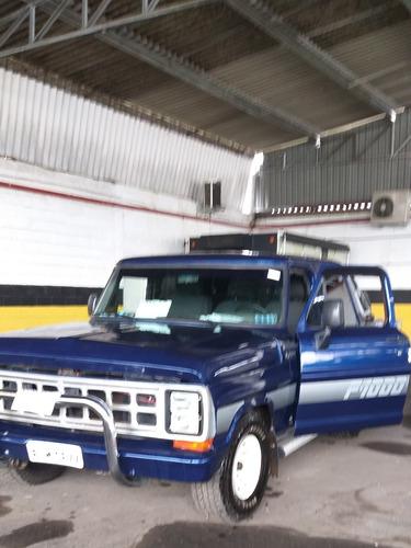 Ford F1000 Deserted Turbo