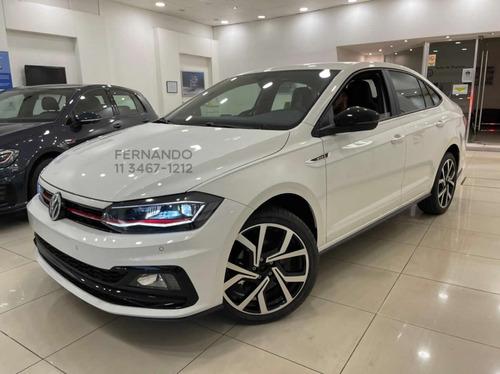 Volkswagen Virtus Gts 0km Automático Nuevo 2021 Precio Vw