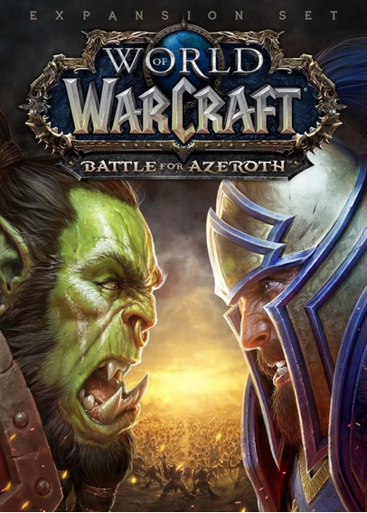World Of Warcraft Battle For Azeroth Expansao Para Pc