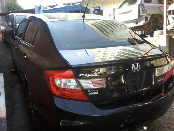 Honda Civic 2012 A 2016 - Sucata Só Peças