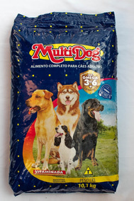 Ração Multidog Adulto (premium)