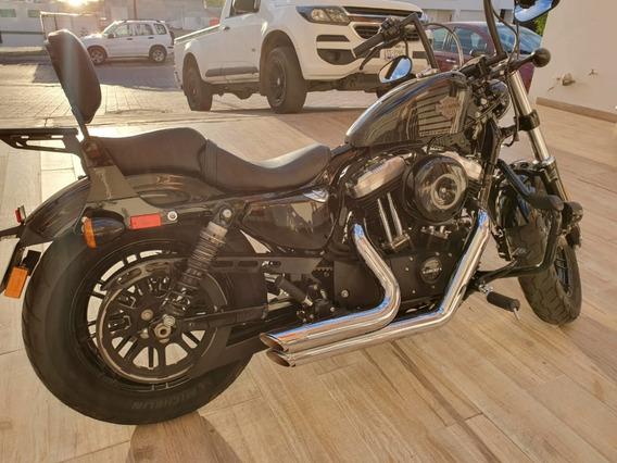 Harley Davidson Sporter Xl1200x Forty Eight 2 Cil 2018