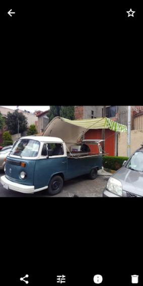 Volkswagen Combi Auto Antiguo