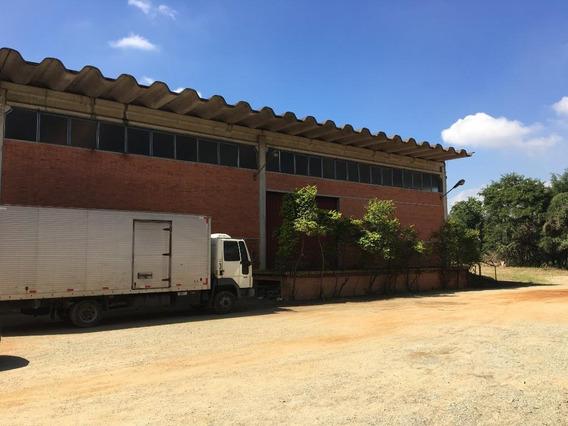 Galpão Em Parque Santana, Santana De Parnaíba/sp De 2300m² À Venda Por R$ 8.000.000,00 - Ga248216