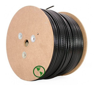 Cable Utp Exterior Cat6 Bobina 305mts Dm Link