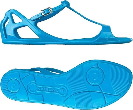adidas Originals Sandalias Zx Sandal W Mujer Turquesa