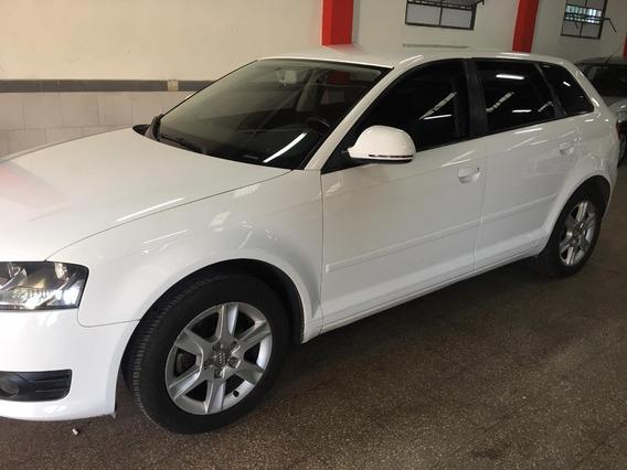 Audi A3 Modelo 2009 , Entrega + Ctas Fijas Con Dni