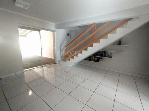 Imagem 1 de 13 de Casa Padrão Em Franca - Sp - Ca0053_rncr