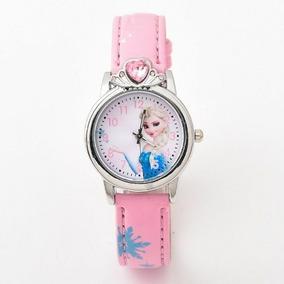 Relógio Infantil Princesa Dos Desenhos Animados Quartzo