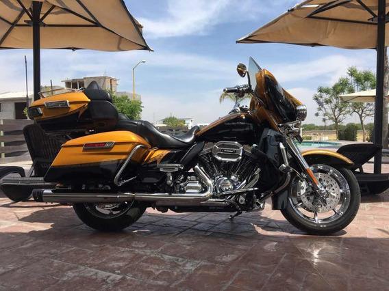 Harley-davidson Ultra Limited Cvo