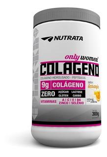 Colageno Hidrolisado C/ Vitaminas ( Only Women ) 300gr