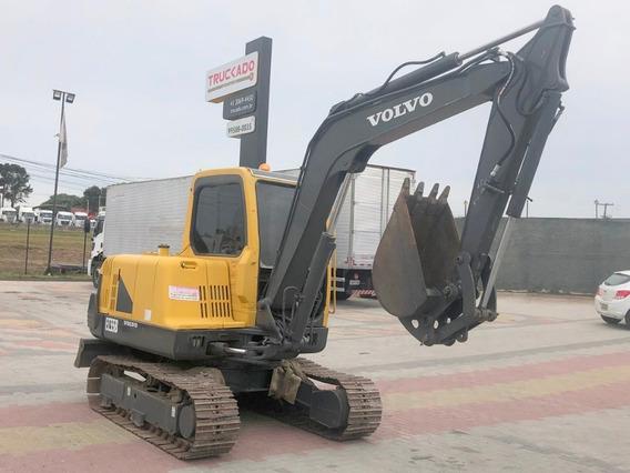 Mini-escavadeira Volvo Ec55b 2015=yanmar,sy55c Sany,dx 53w