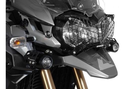 Protetor De Farol P/ Triumph Tiger 800 / 800xc/1200 Explorer
