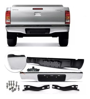 Paragolpe Trasero Toyota Hilux 2005 2006 2007 2008 2009 2010