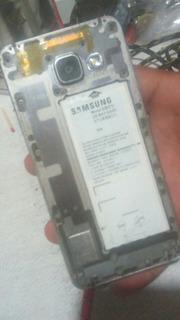 Samsung A3 2016 16gb Display Queimado
