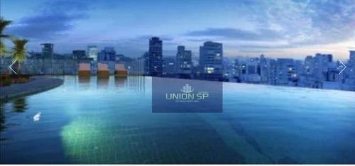 Apartamento À Venda, 35 M² Por R$ 542.500,00 - Consolação - São Paulo/sp - Ap26937