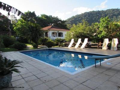 Sítio Para Venda Em Guapimirim, Parque Silvestre, 7 Dormitórios, 3 Suítes, 6 Banheiros, 4 Vagas - Rj84