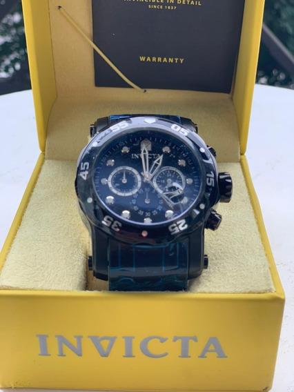 Relógio Invicta Pro Diver 23654 Preto Original