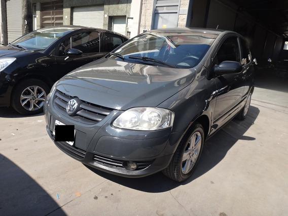 Volkswagen Fox 1.6 Comfortline 3p, Gris Urano! El Mas Lindo!
