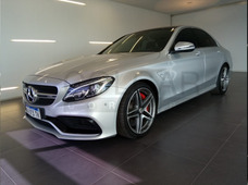 Mercedes-benz Clase C 6.3 C63 Amg Sedan 457cv