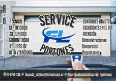 Service De Portones Automaticos Fl