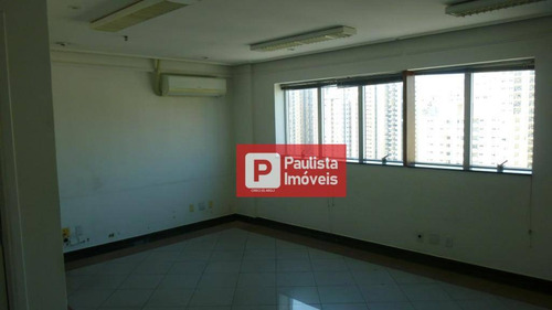Conjunto Para Alugar, 32 M² Por R$ 1.600,00/mês - Moema - São Paulo/sp - Cj1499