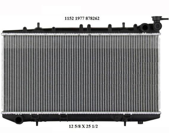 Radiador Nissan Tsuru 2003 Deyac 23 Mm