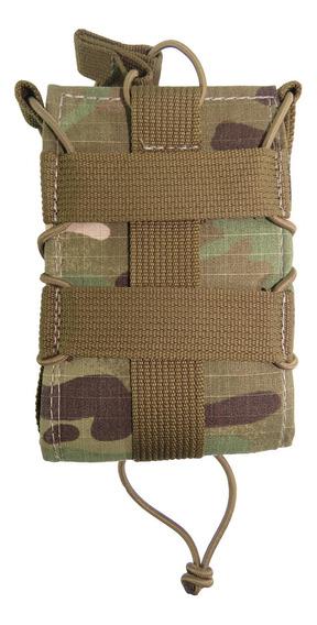 Porta Carregador Para Fuzil Rifle M4 Airsoft Multicam Bravo