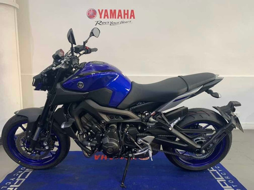 Yamaha Mt 09 Abs Azul 2021