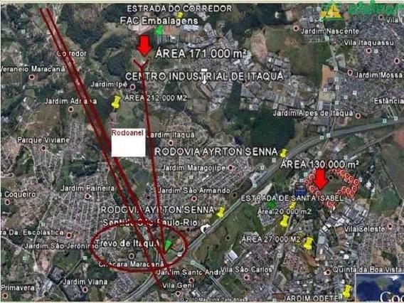 Venda Área Comercial Jardim Paineira Itaquaquecetuba R$ 42.750.000,00 - 30774v