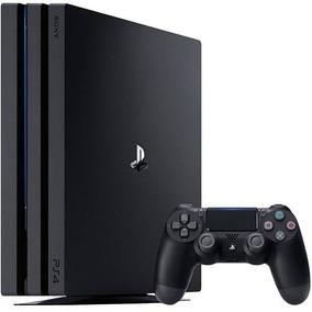 Console Playstation 4 Pro 1 Tb + Controle Wireless Dualshock