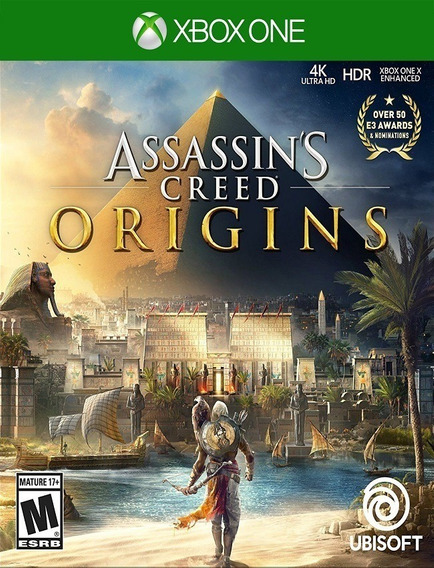 Assassins Creed Origins Xbox One - 25 Dígitos (envio Flash)