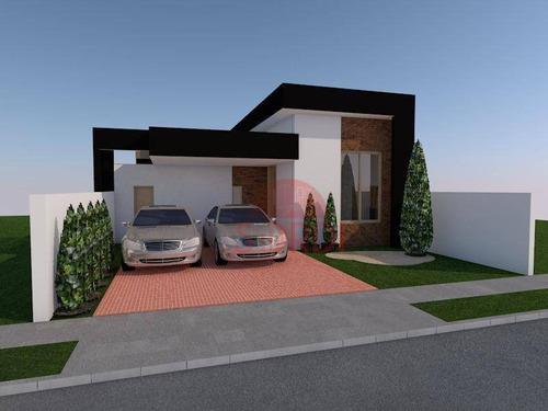 Imagem 1 de 1 de Casa À Venda, 155 M² Por R$ 795.000,00 - San Marco 2 - Ribeirão Preto/sp - Ca3018