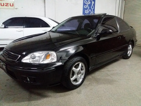 Honda Civic Coupe Ex 1999