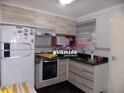 Casa Com 3 Dormitórios À Venda, 100 M² Por R$ 510.000 - Jardim América - São José Dos Campos/sp - Ca4470